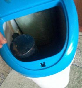 Гейзер для очистки воды
