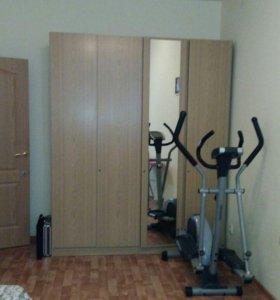 Квартира, 2 комнаты, 48.2 м²