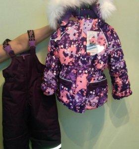 Детская зимняя одежда для девочек