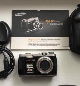 Фотоаппарат (Samsung Digimax L85)