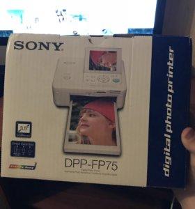 Sony DPP-FP75