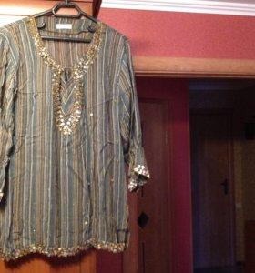 Блуза в турецком стиле.
