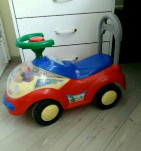 Детская машинка-каталкп