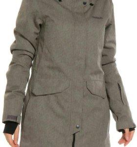 Крутая горнолыжна куртка парка. Р. 50
