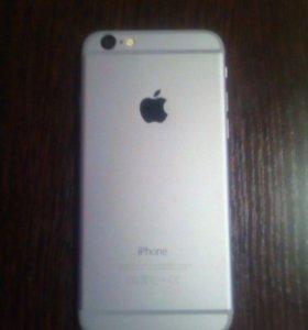 Продам iPhone 6 на 16гб (space gray)