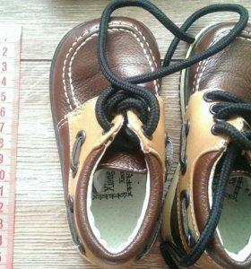 Детские ботинки 13 см по стельке