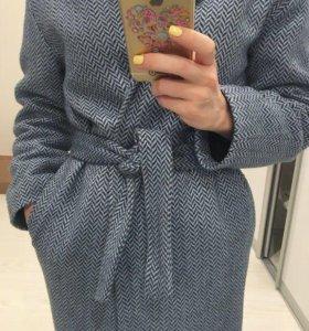Шерстяное пальто, 42-44