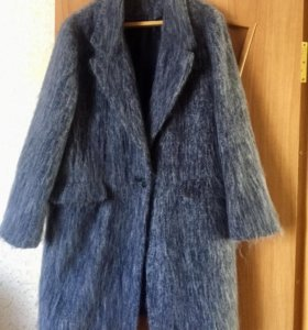 Пальто оверсайз 50-52