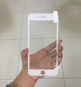 3D стекла на iPhone и чехлы