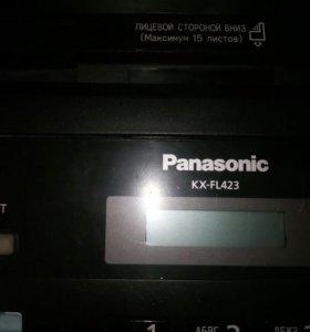 Факс МУ Ранасоник (+телефон+ копир)