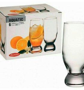Набор стаканов 6шт. 270мл (коктель)