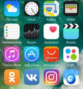 iPhone 5s 16gb black. Продам