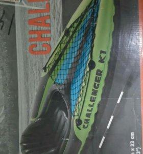 Лодка Chellengerk1