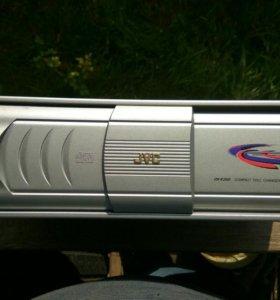 CD ченджер JVC на 12 дисков