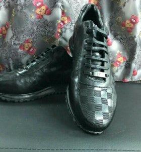 Ботинки -кроссовки Louis Vuitton