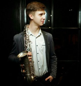 Саксофон на праздник саксофонист Москва