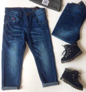 Новые джинсы 92, 98