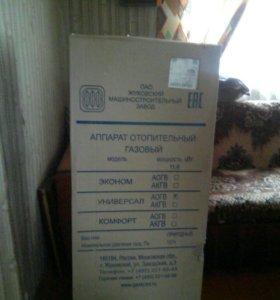 Газовый котел(АГВ)новый в упаковке