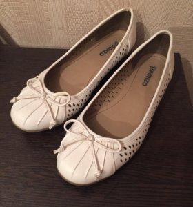 Туфли, балетки 38 размер