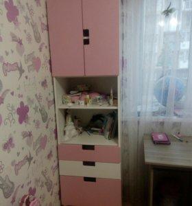 Шкафы ИКЕЯ в детскую