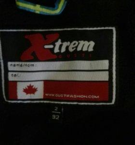 Куртка зимняя x-trem от Gusti