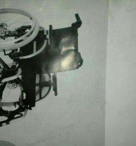 Инвалидные коляски уличная и домашняя.новые