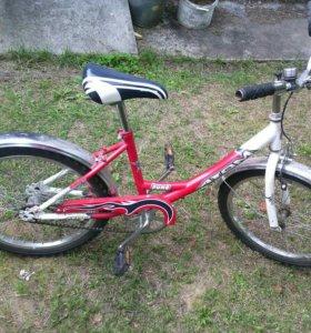 """Велосипед """"Атом Пума"""", подростковый"""