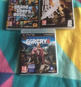 Игры(PS3)