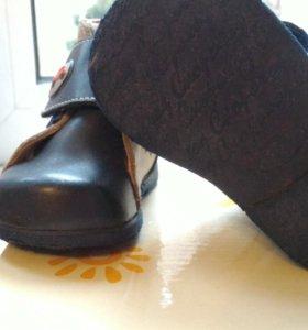 Детские ортопедические ботинки 17 размер