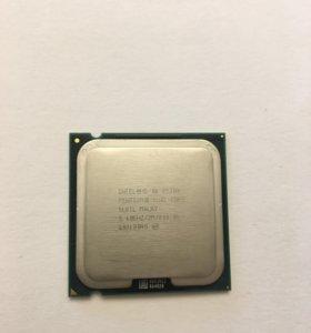 Процессор Intel dual - core