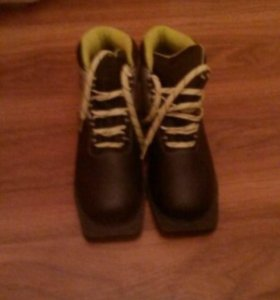 Лыжи с ботинками