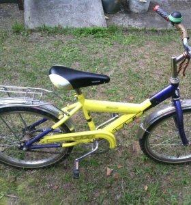 """Велосипед """"Бизон - ТР"""" подростковый"""