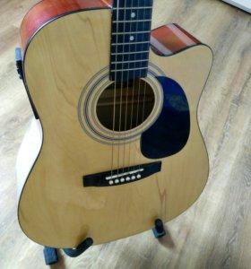 Электроакустическая гитара Freeway AG-6CE NL