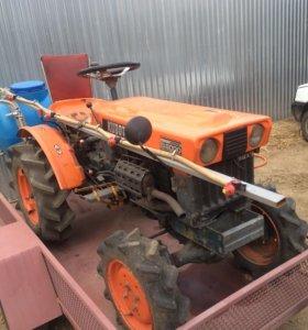 трактор кубота В6000