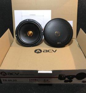 Компонентная акустика ACV PB-60.2G