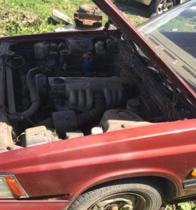 Nissan Laurel 3.0 MT,1987,хетчбек