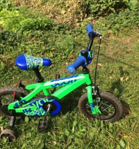 Детский велосипед Scott Voltage Junior 12