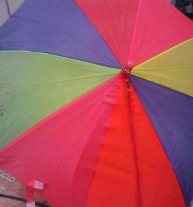 Фирменый зонт кругозорчика ( зонт для малышей)