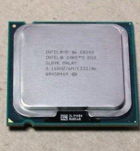 Процессор Intel Core 2 Duo E8500 3.16 GHz, LGA775