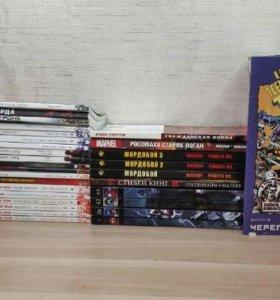 Коллекция Комиксов Comics