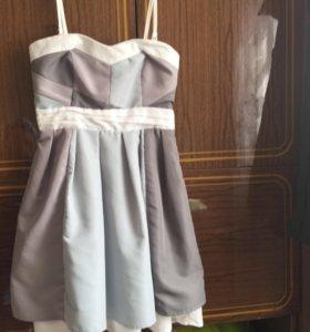 Коктельное платье 42 размер
