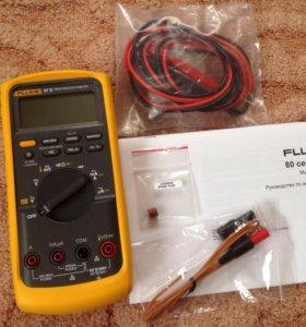 Высокоточный электрический тестер FLUKE 87V