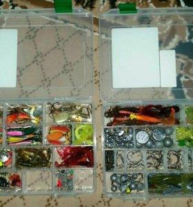 Коробки FisherBox для приманок