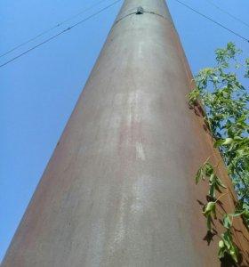 Труба обхват 290см длина 35 метров