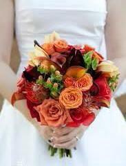 Букеты невесты на свадьбу!