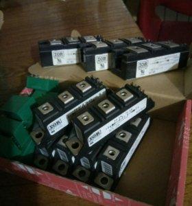 Тиристорные модули IRKT162-12 и IRKT91/12S90