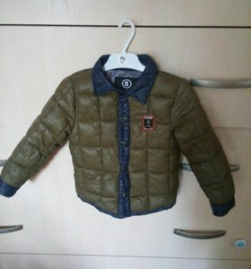 Стильная курточка Богнер