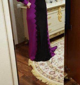Платье вечернее...