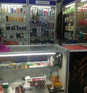 Готовый бизнес-проф косметика для волос