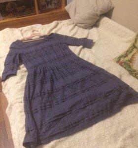 платье indigo